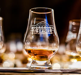Whisky Tasting in Inverness